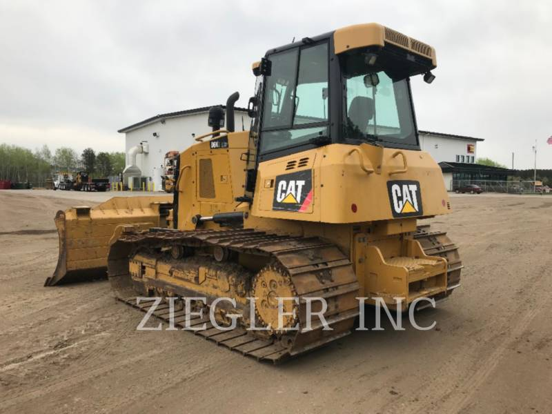 CATERPILLAR BERGBAU-KETTENDOZER D6K2LGP equipment  photo 4