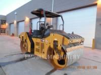 CATERPILLAR COMPACTEURS TANDEMS VIBRANTS CB54B equipment  photo 1