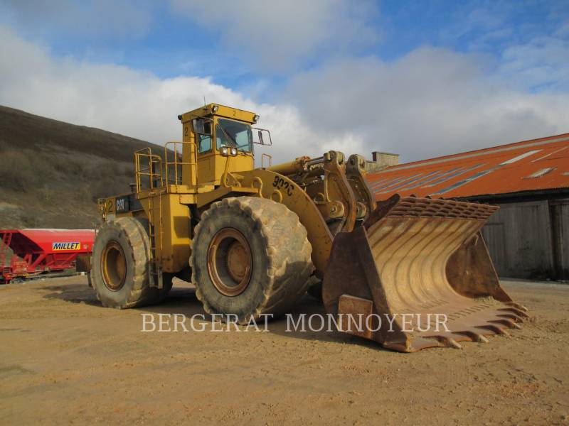 CATERPILLAR CARGADORES DE RUEDAS 992C equipment  photo 3