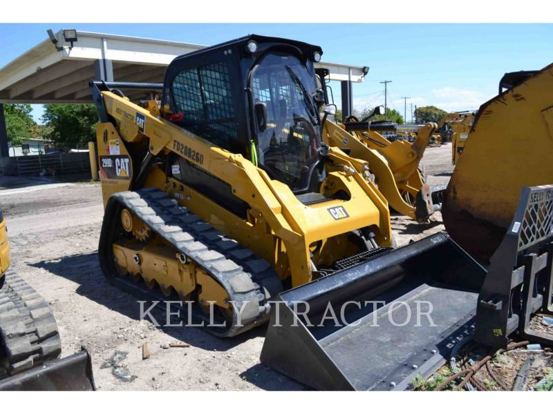 CATERPILLAR MULTI TERRAIN LOADERS 299D2 equipment  photo 1