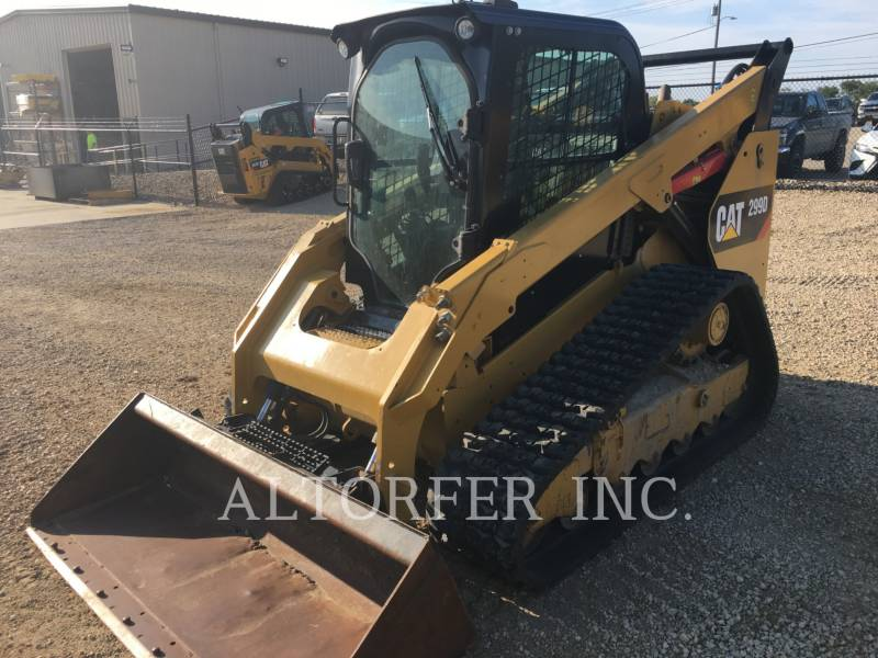 CATERPILLAR MULTITERREINLADERS 299D equipment  photo 1