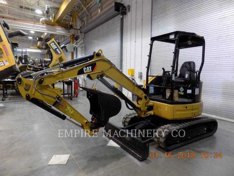 CATERPILLAR TRACK EXCAVATORS 303E OR equipment  photo 4