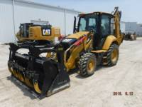 Equipment photo CATERPILLAR 420F2IT BAGGERLADER 1