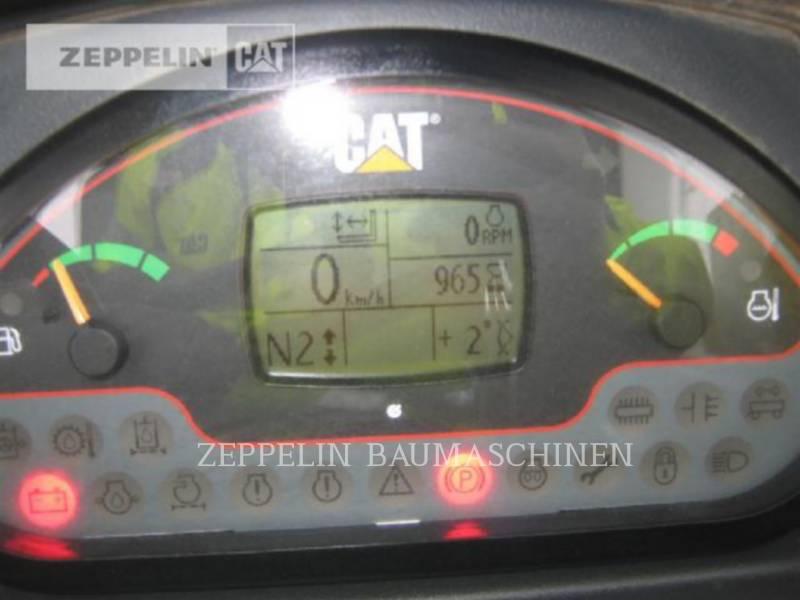 CATERPILLAR CHARGEUR À BRAS TÉLESCOPIQUE TH417C equipment  photo 11