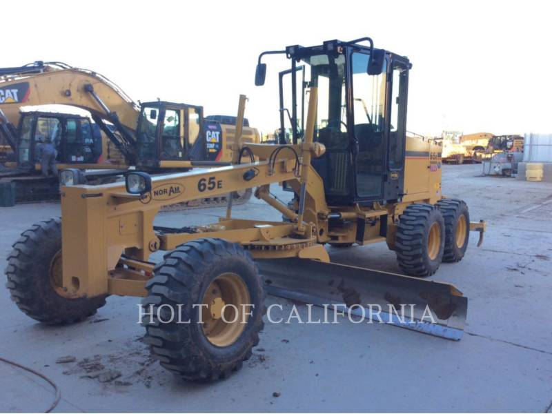NORAM MOTOR GRADERS 65E equipment  photo 1