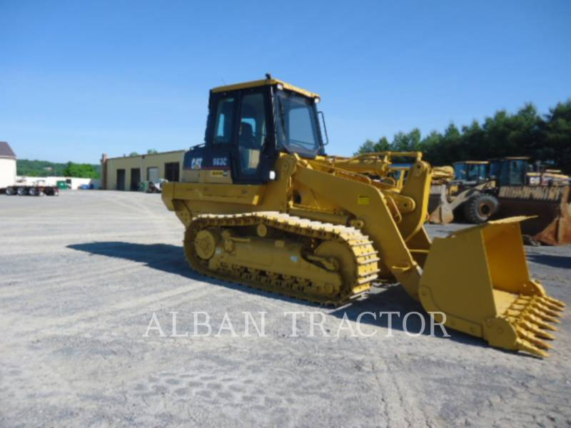 CATERPILLAR ŁADOWARKI GĄSIENICOWE 963C CAB equipment  photo 8