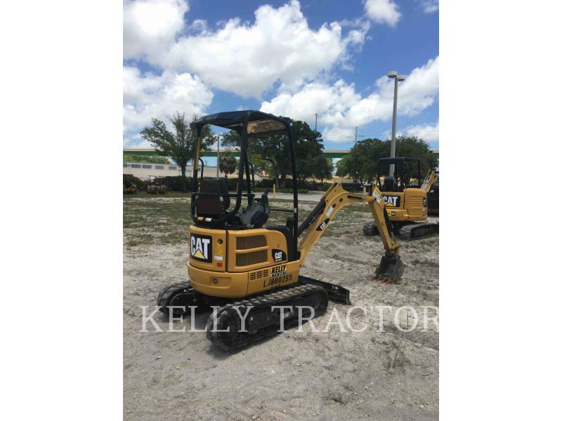 CATERPILLAR TRACK EXCAVATORS 301.7DCR equipment  photo 6