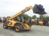 Equipment photo CATERPILLAR TH514 CHARGEUR À BRAS TÉLESCOPIQUE 1