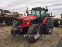 Equipment photo MASSEY FERGUSON 6497-3PT 農業用トラクタ 1