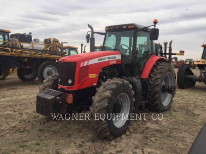 MASSEY FERGUSON AG TRACTORS 6497-3PT equipment  photo 1