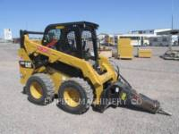 CATERPILLAR KOMPAKTLADER 242D equipment  photo 1