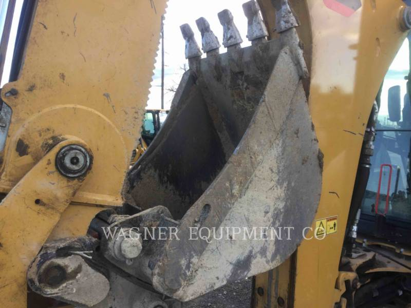 CATERPILLAR BAGGERLADER 420F2 4WDE equipment  photo 7