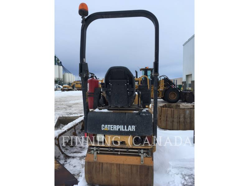 CATERPILLAR COMPACTEURS CB22 equipment  photo 3