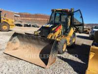 CATERPILLAR BAGGERLADER 420E IT E equipment  photo 7