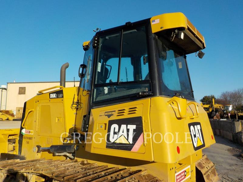 CATERPILLAR CIĄGNIKI GĄSIENICOWE D6K2 LGP equipment  photo 10