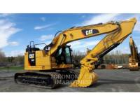 CATERPILLAR KETTEN-HYDRAULIKBAGGER 335 F L CR equipment  photo 1