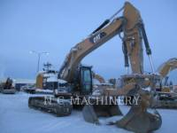 CATERPILLAR TRACK EXCAVATORS 320E LRR equipment  photo 6