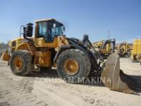 Equipment photo VOLVO L150G ÎNCĂRCĂTOARE PE ROŢI/PORTSCULE INTEGRATE 1
