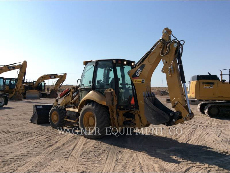 Caterpillar BULDOEXCAVATOARE 420F IT4WE equipment  photo 4