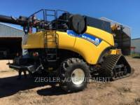 Equipment photo NEW HOLLAND LTD. CR8090 COMBINE 1