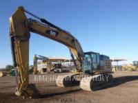 CATERPILLAR PELLES SUR CHAINES 349EL equipment  photo 4