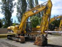 CATERPILLAR KETTEN-HYDRAULIKBAGGER 315C L equipment  photo 1