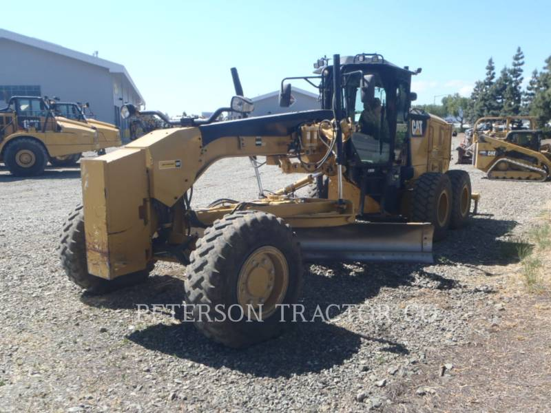 CATERPILLAR MOTOR GRADERS 160M3 equipment  photo 1