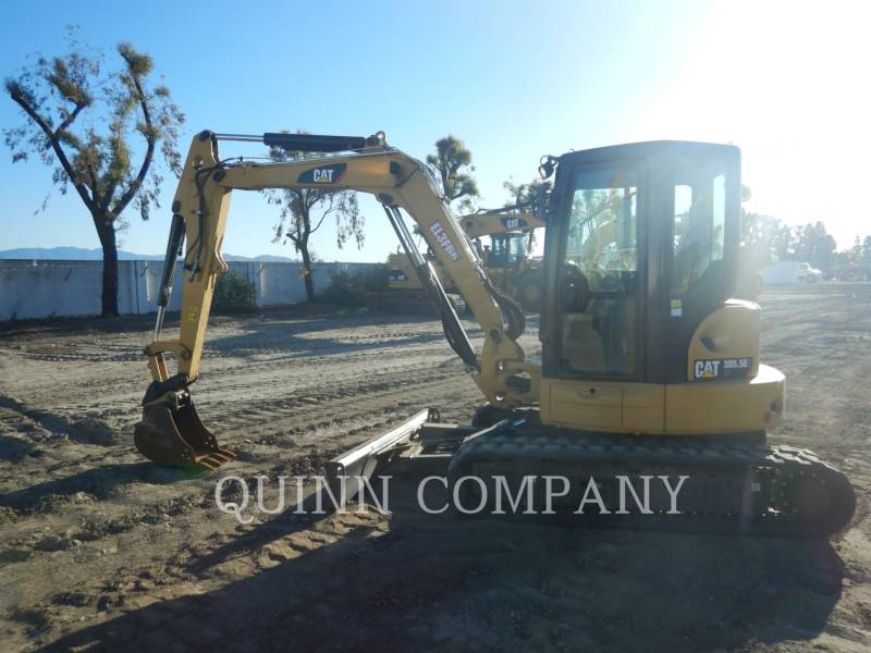 CATERPILLAR TRACK EXCAVATORS 305.5E CR equipment  photo 5