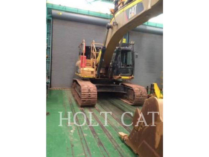 CATERPILLAR ESCAVATORI CINGOLATI 336DL equipment  photo 2