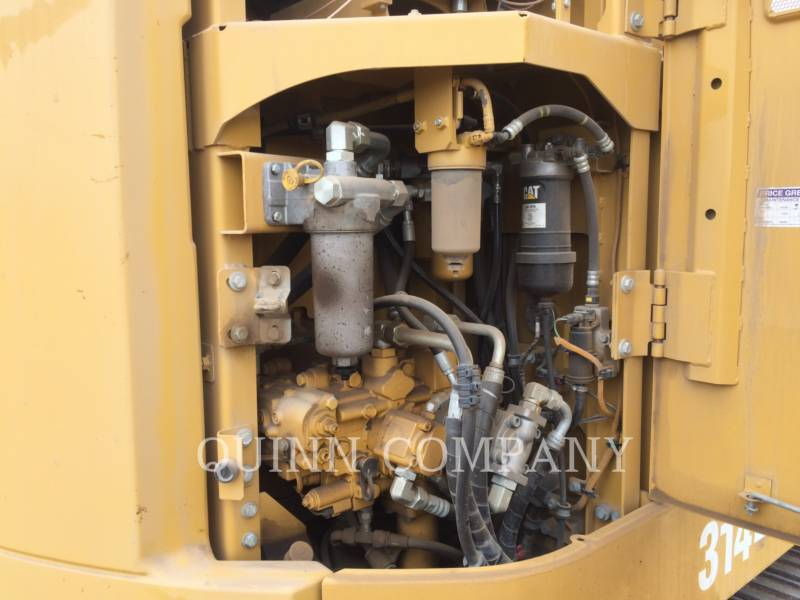 CATERPILLAR EXCAVADORAS DE CADENAS 314E equipment  photo 7