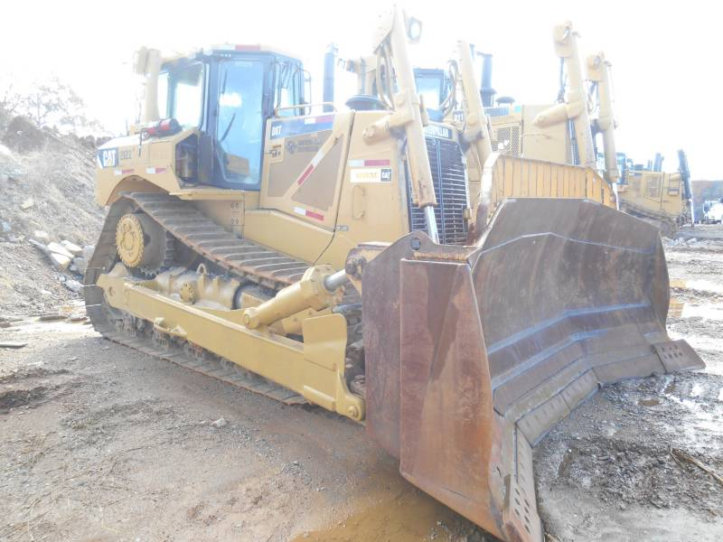 CATERPILLAR 鉱業用ブルドーザ D8T equipment  photo 4