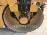 CATERPILLAR VIBRATORY DOUBLE DRUM ASPHALT CB-54 equipment  photo 11