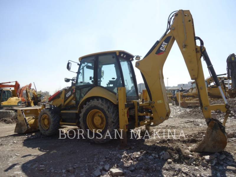 CATERPILLAR BACKHOE LOADERS 428F equipment  photo 9