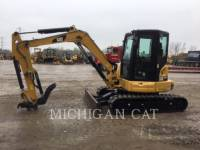 CATERPILLAR TRACK EXCAVATORS 305.5E2 ATQ equipment  photo 1