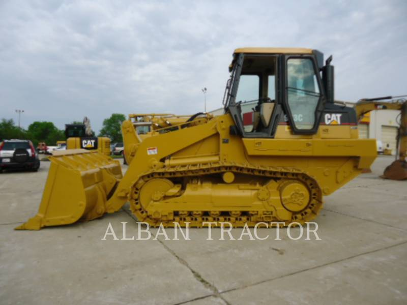 CATERPILLAR ŁADOWARKI GĄSIENICOWE 963C CAC equipment  photo 1