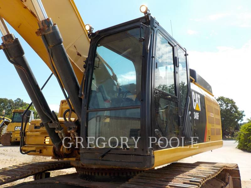 CATERPILLAR EXCAVADORAS DE CADENAS 349F L equipment  photo 2