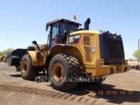 CATERPILLAR WIELLADERS/GEÏNTEGREERDE GEREEDSCHAPSDRAGERS 966M equipment  photo 3
