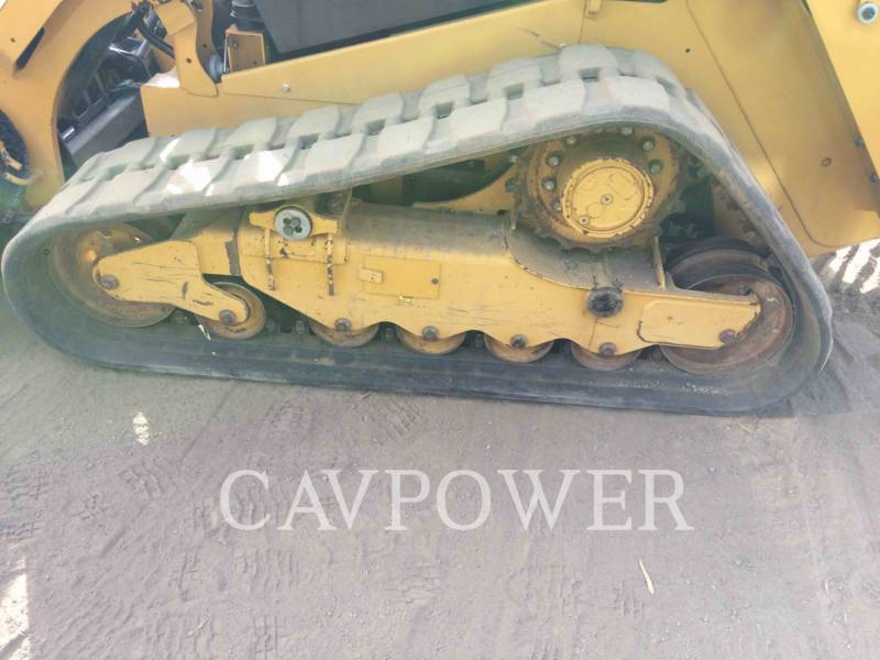 CATERPILLAR DELTALADER 279D equipment  photo 15