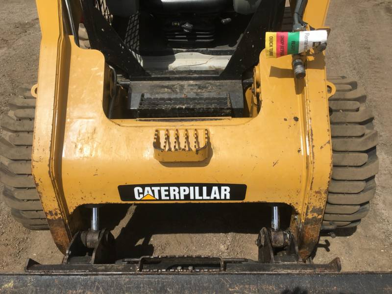 CATERPILLAR SKID STEER LOADERS 262C2 equipment  photo 19