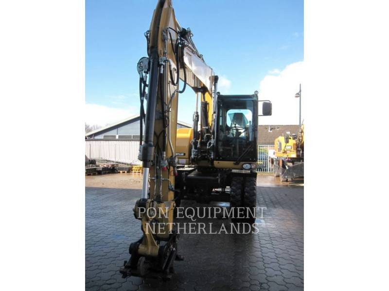 CATERPILLAR EXCAVADORAS DE RUEDAS M 313 D equipment  photo 2