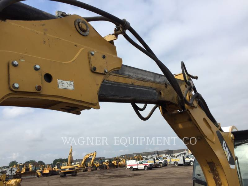 CATERPILLAR BACKHOE LOADERS 430E 4WD equipment  photo 10
