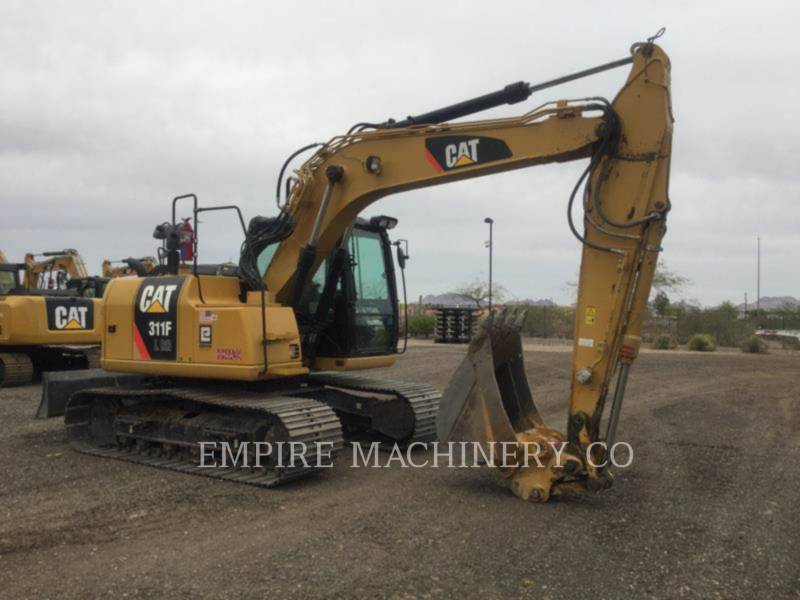 CATERPILLAR トラック油圧ショベル 311F LRR P equipment  photo 1