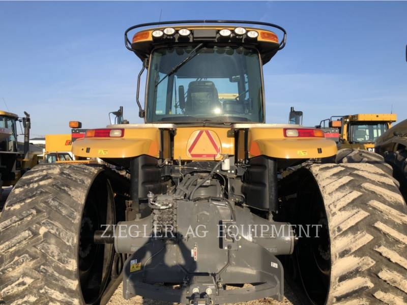 AGCO-CHALLENGER LANDWIRTSCHAFTSTRAKTOREN MT865C equipment  photo 15