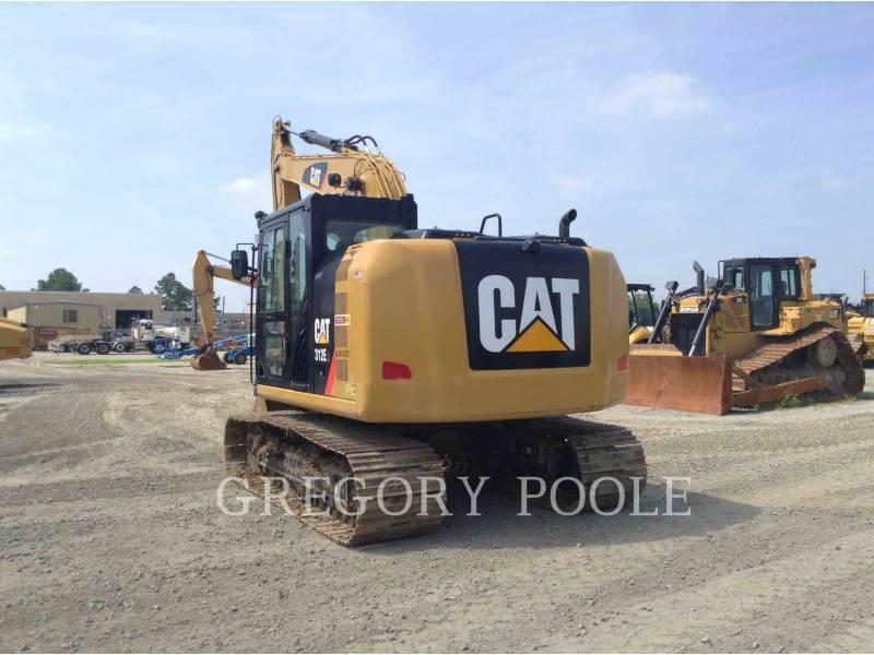 CATERPILLAR トラック油圧ショベル 312E L equipment  photo 2