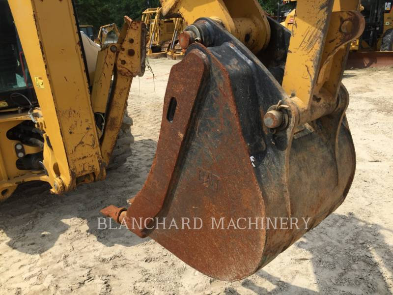 CATERPILLAR BAGGERLADER 420F equipment  photo 8