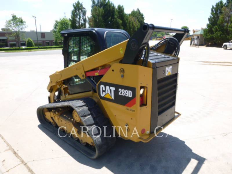 CATERPILLAR CARGADORES DE CADENAS 289D CB equipment  photo 6