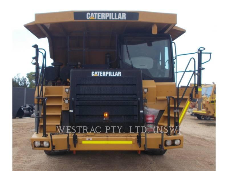 CATERPILLAR TOMBEREAUX DE CHANTIER 773F equipment  photo 7