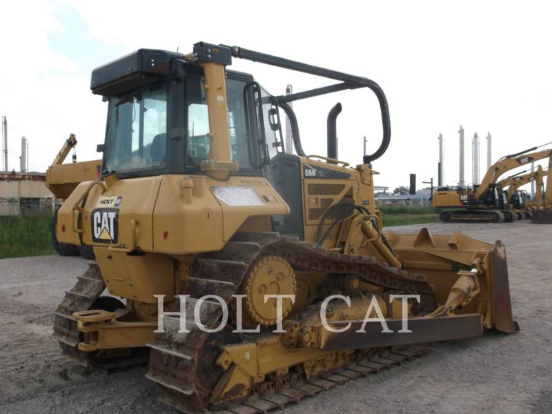 CATERPILLAR TRACTORES DE CADENAS D6NXL equipment  photo 3