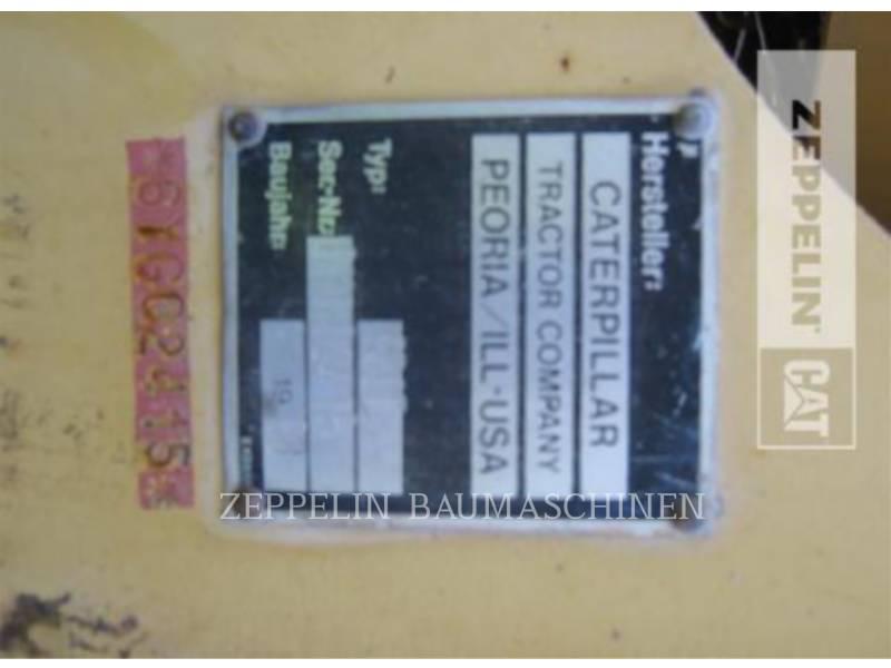CATERPILLAR ホイール・ローダ/インテグレーテッド・ツールキャリヤ 950F equipment  photo 8