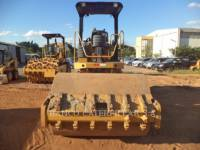 CATERPILLAR VIBRATORY SINGLE DRUM SMOOTH CS-423E equipment  photo 8